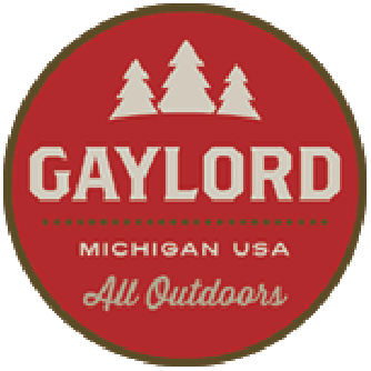 Gaylord Michigan Logo.