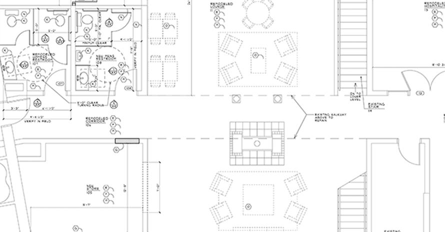 Lodge Lobby Floor Plan