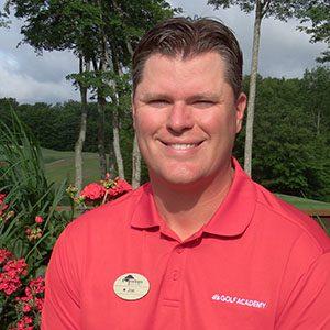 Joe Charles, PGA