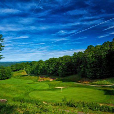 Treetops Resort Northern Michigan signature golf course