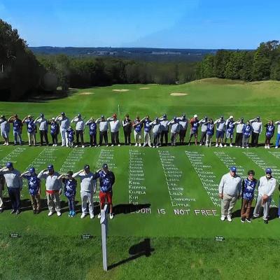 Patriot Golf Day Donation