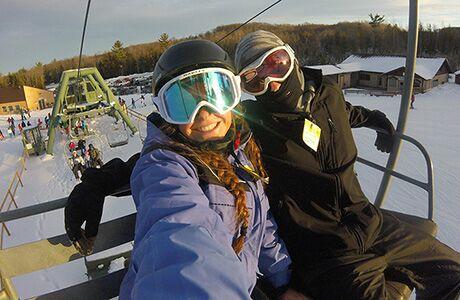 Ski Free Weekend 4
