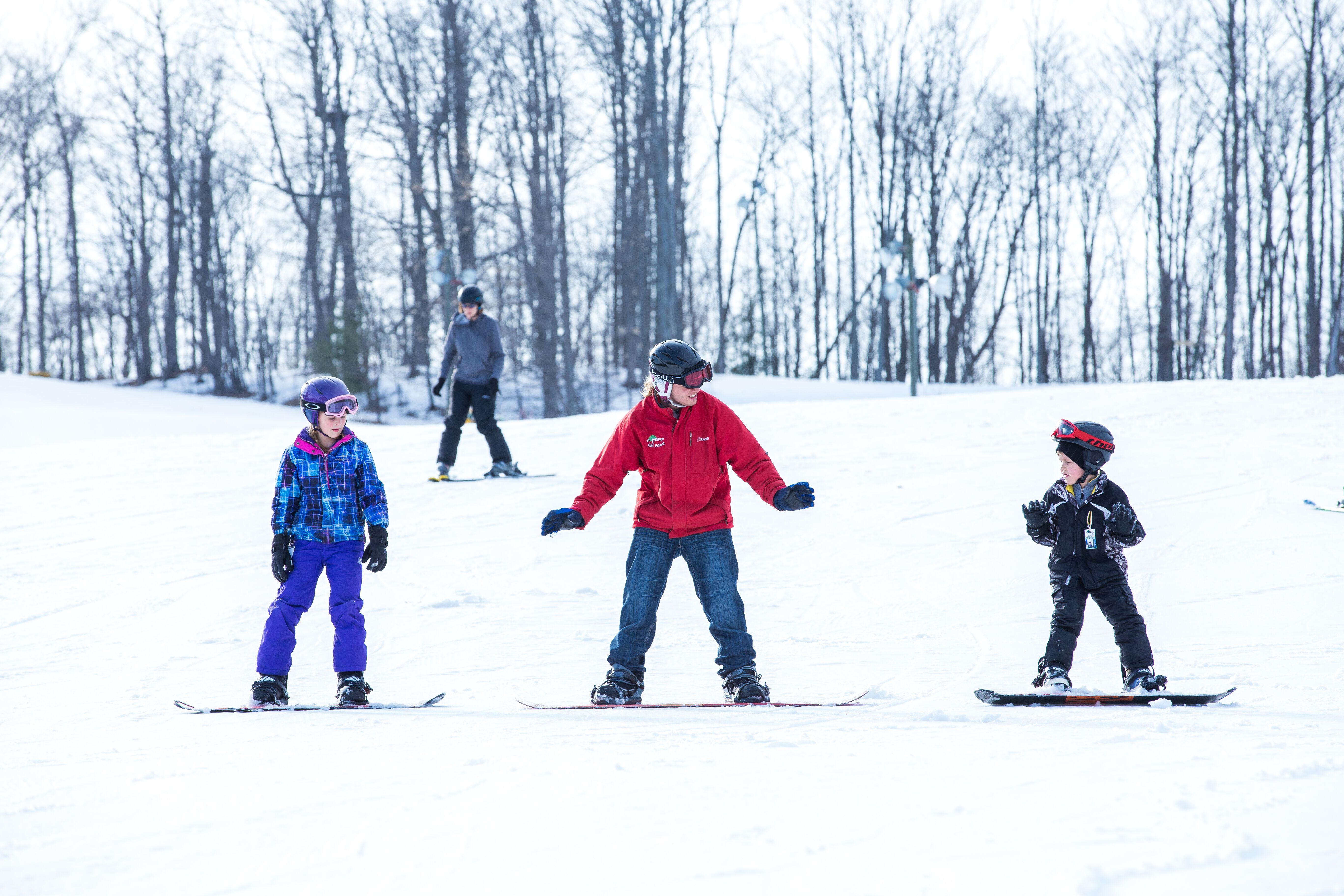 ski free weekend 2
