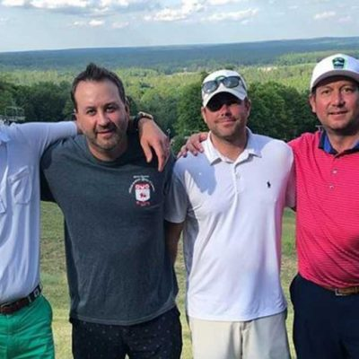 We're Open Entry Fee – Foursome