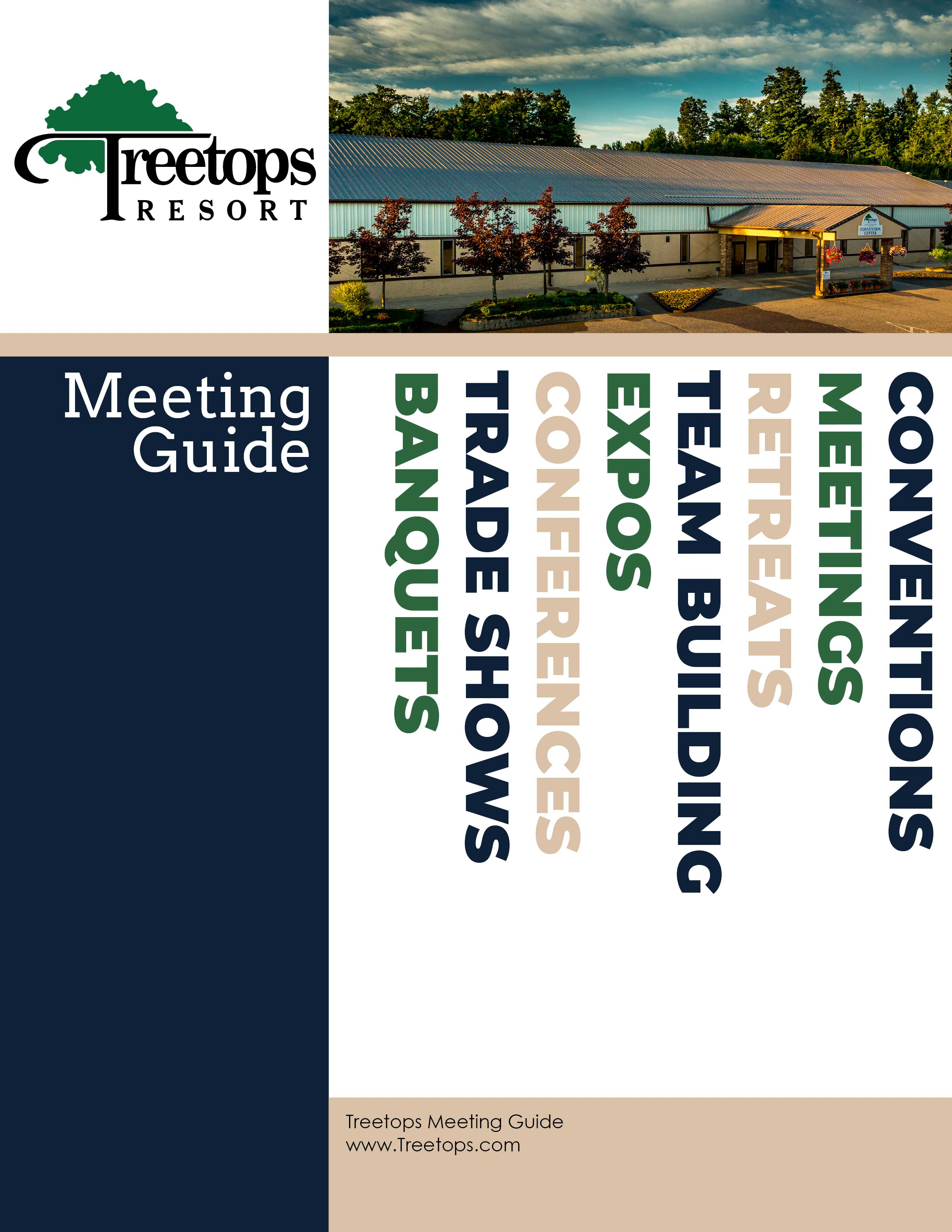 Treetops meeting guide cover