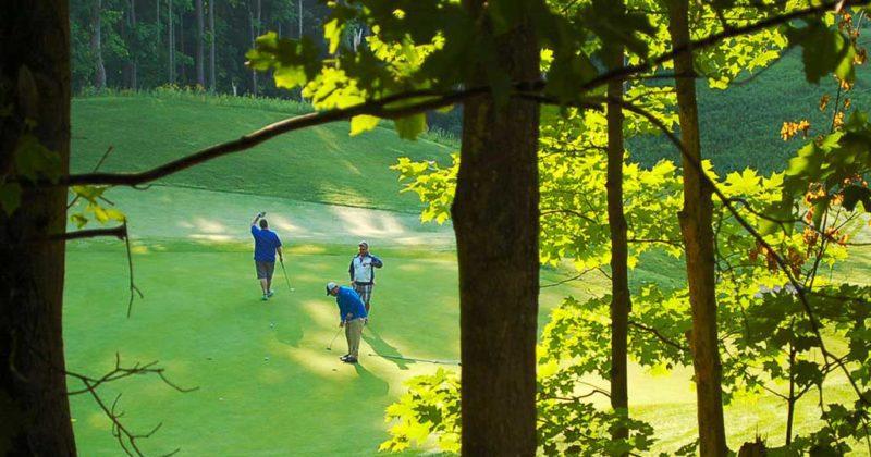 Free Golf Weekend