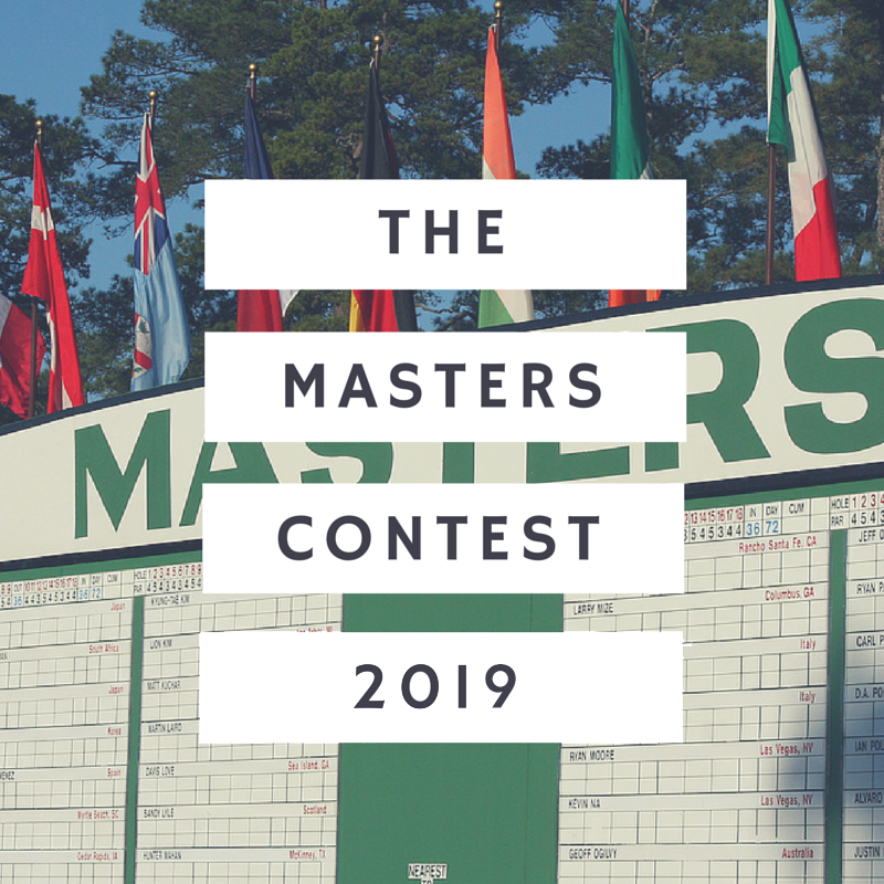 masters2019