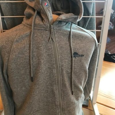 LEVEL WEAR – Men's Premium Fleece Hoody