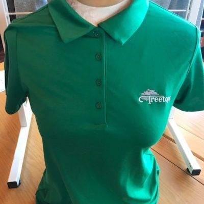 UNDER ARMOUR – Women's Leader SS Polo (Team Kelly Green)