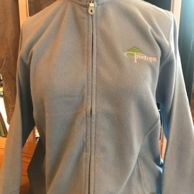 VANTAGE – Women's Fleece Outerwear (Lite Blue)