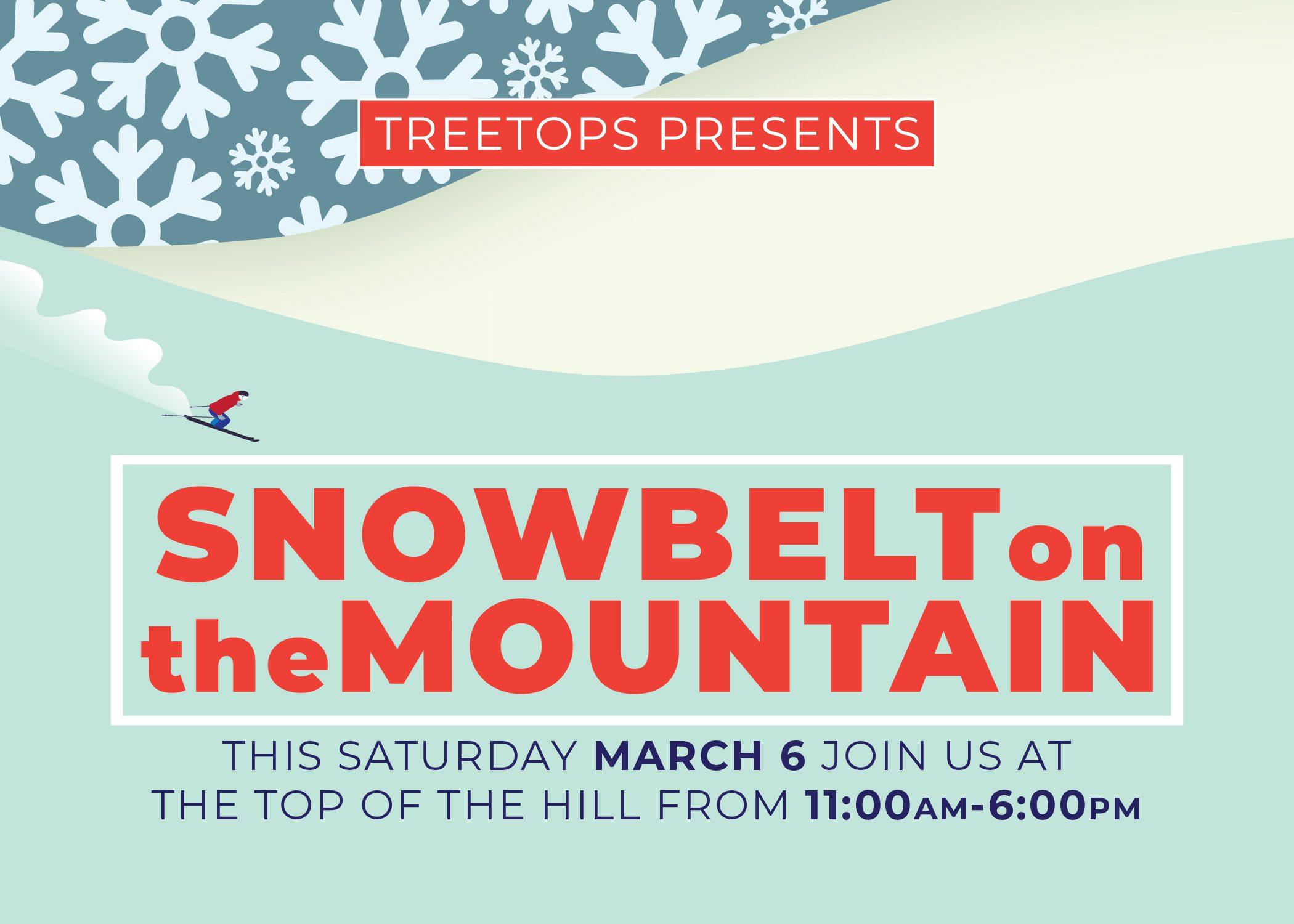 Snowbelt On The Mountain