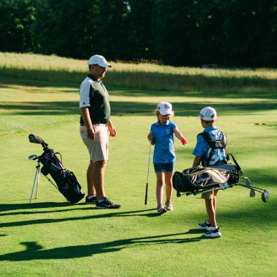Treetops Golf Academy Junior Clinics