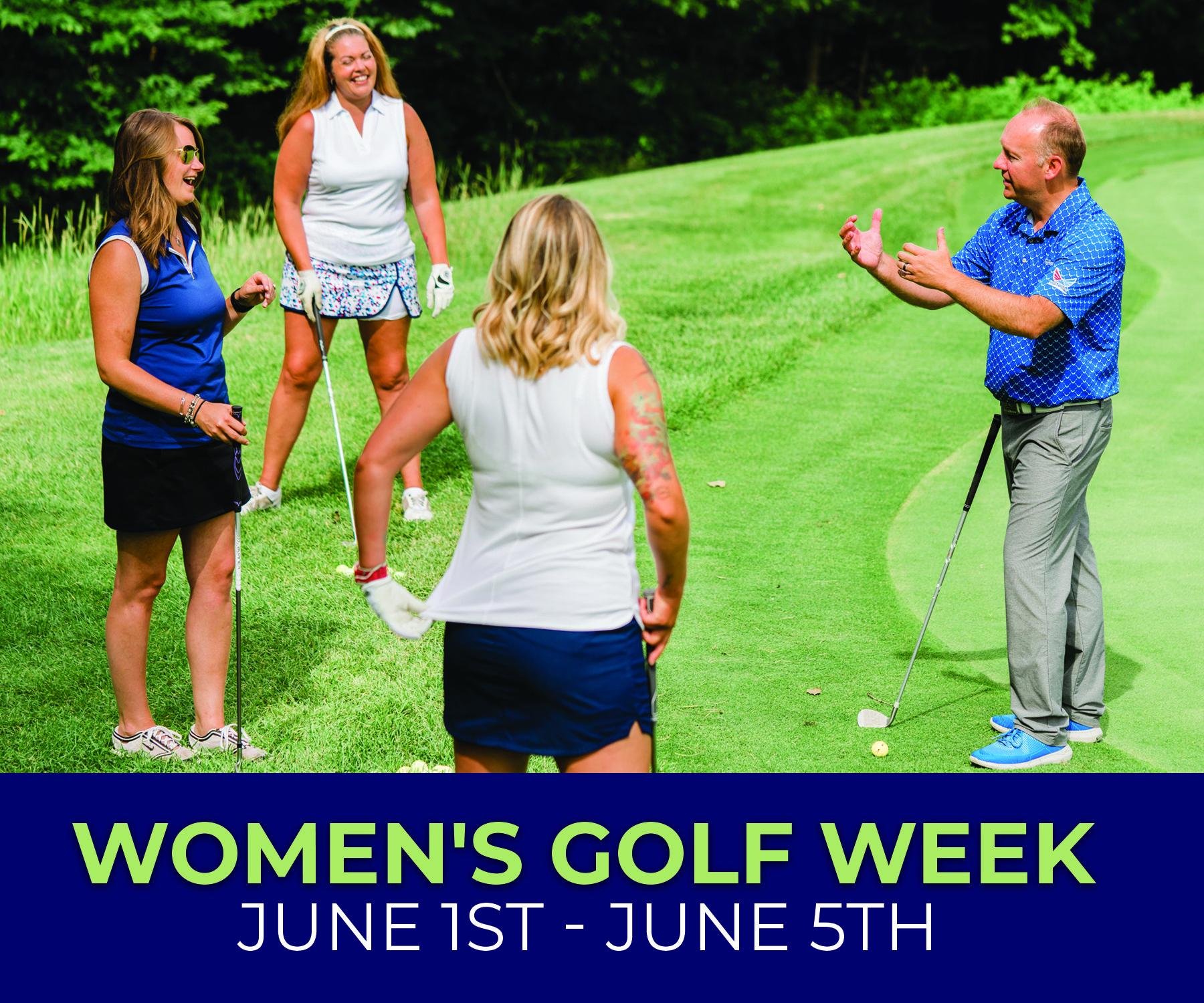 Treetops Women's Golf Week