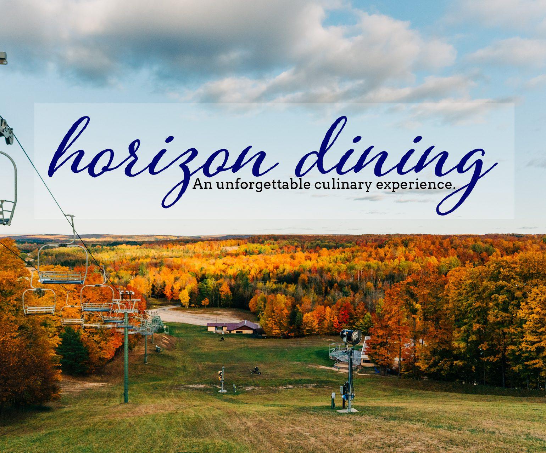 Horizon Dining At Treetops