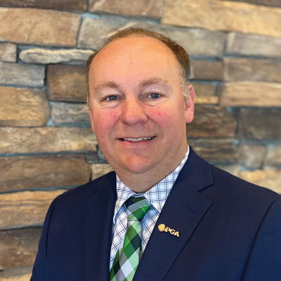 Kevin McKinley - PGA Assistant General Manager