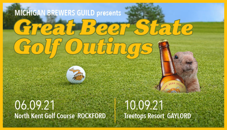 2021 Great Beer State Golf Outing